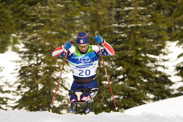 Paralympic lessons