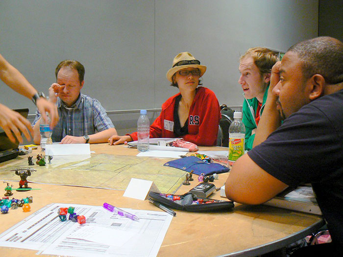 what is dungeons and dragons