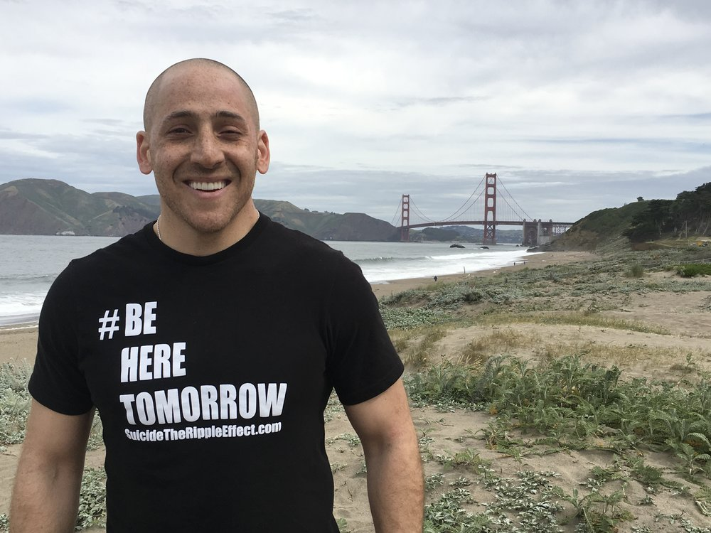 kevin hines suicide